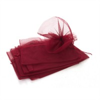 Bouquet Pull Nets - Burgundy