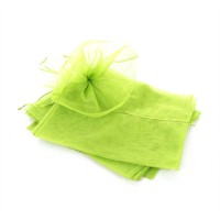 Bouquet Pull Nets - Lime Green